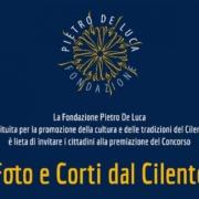 """FOTO & CORTI DAL CILENTO"""" 2017 - Premiazione"""